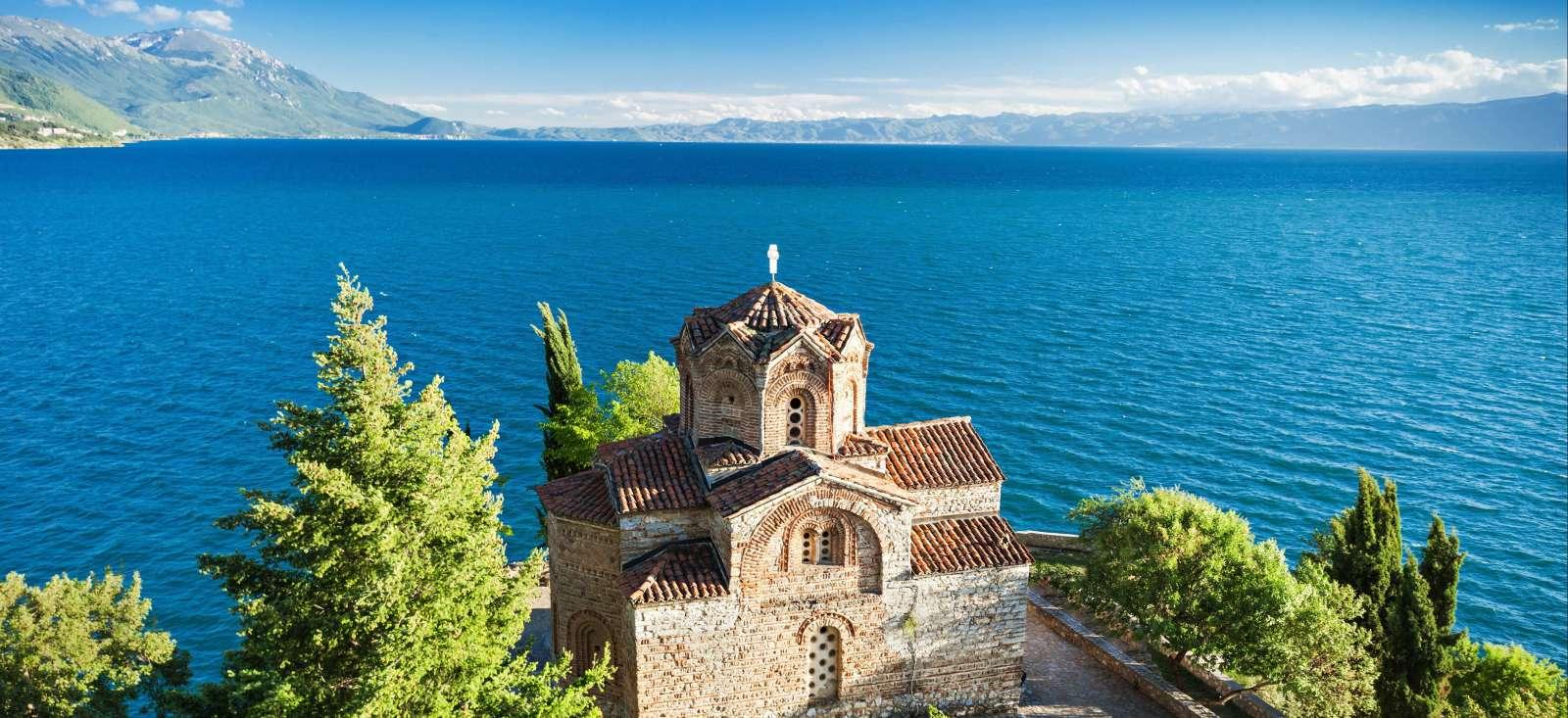 Voyage à pied Albanie : Secrets de Macédoine