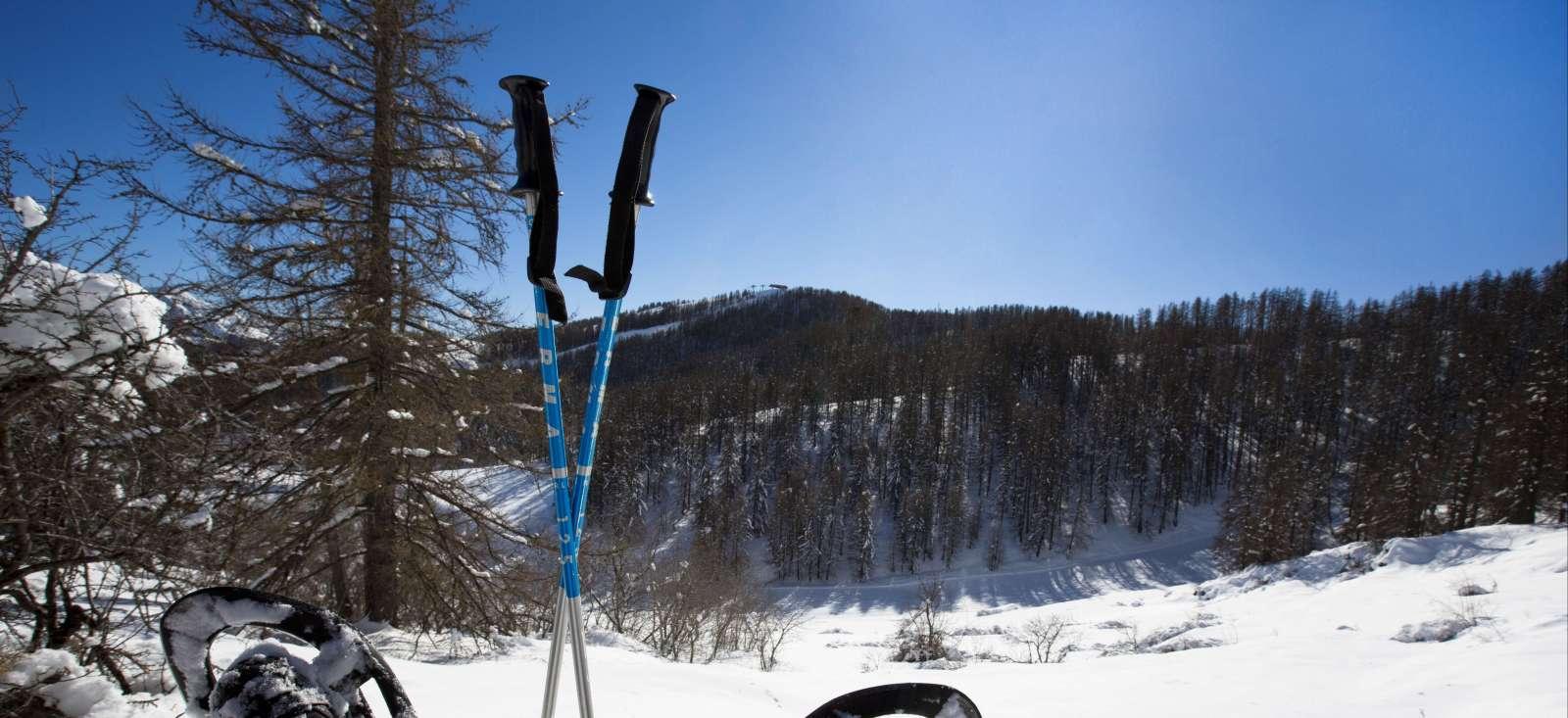 Voyage à la neige : La culture albanaise en raquette