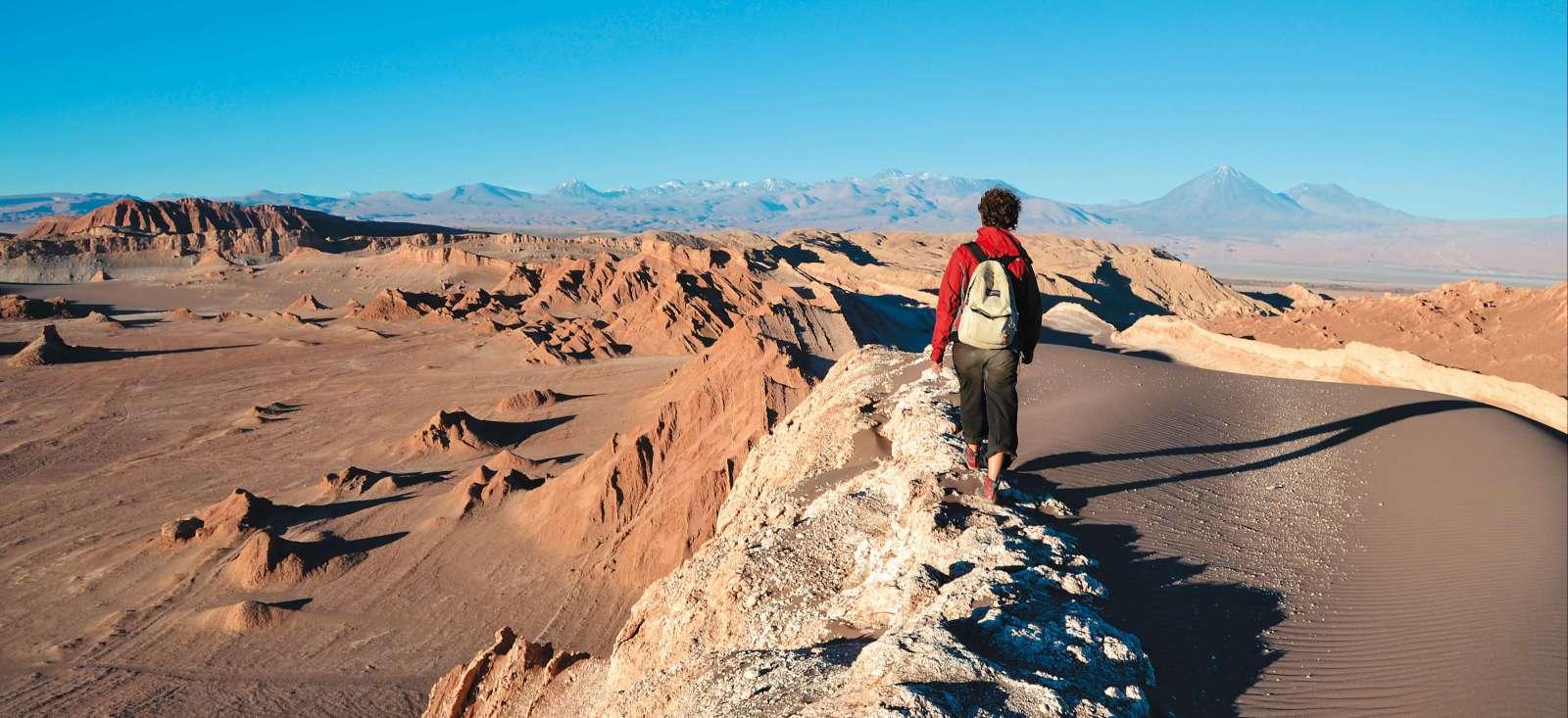 Voyage à pied Argentine : Trilogie andine