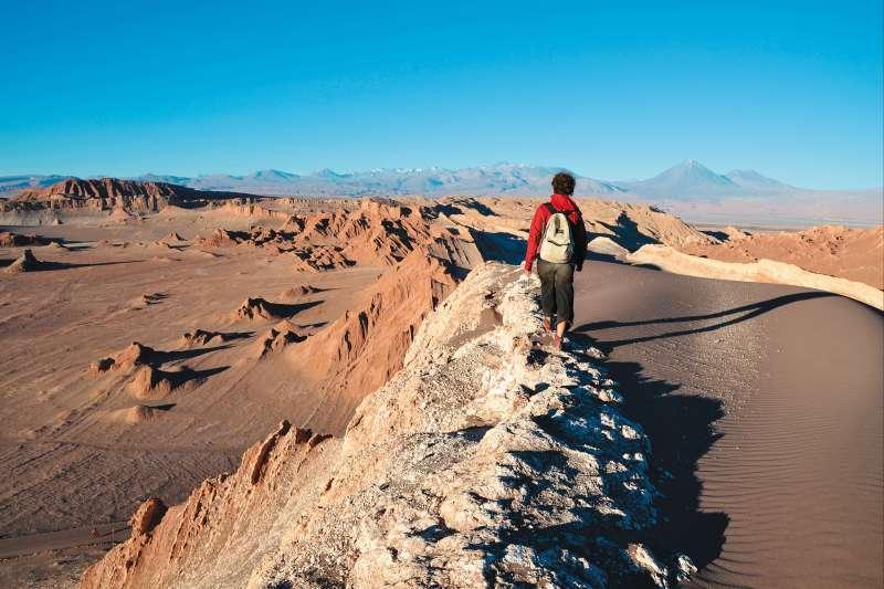 Voyage à pied : Trilogie Andine
