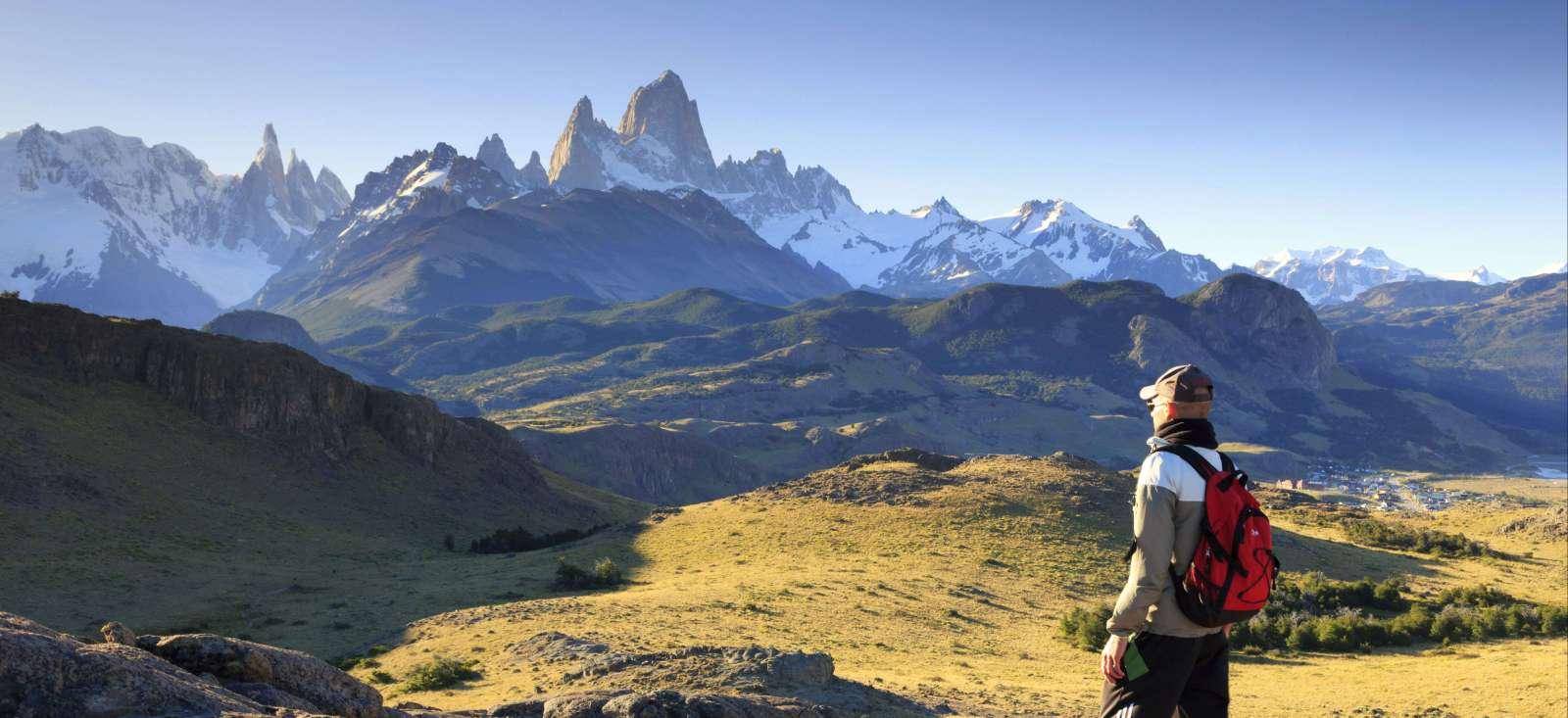 Voyage à pied Argentine : Brut de Patagonie