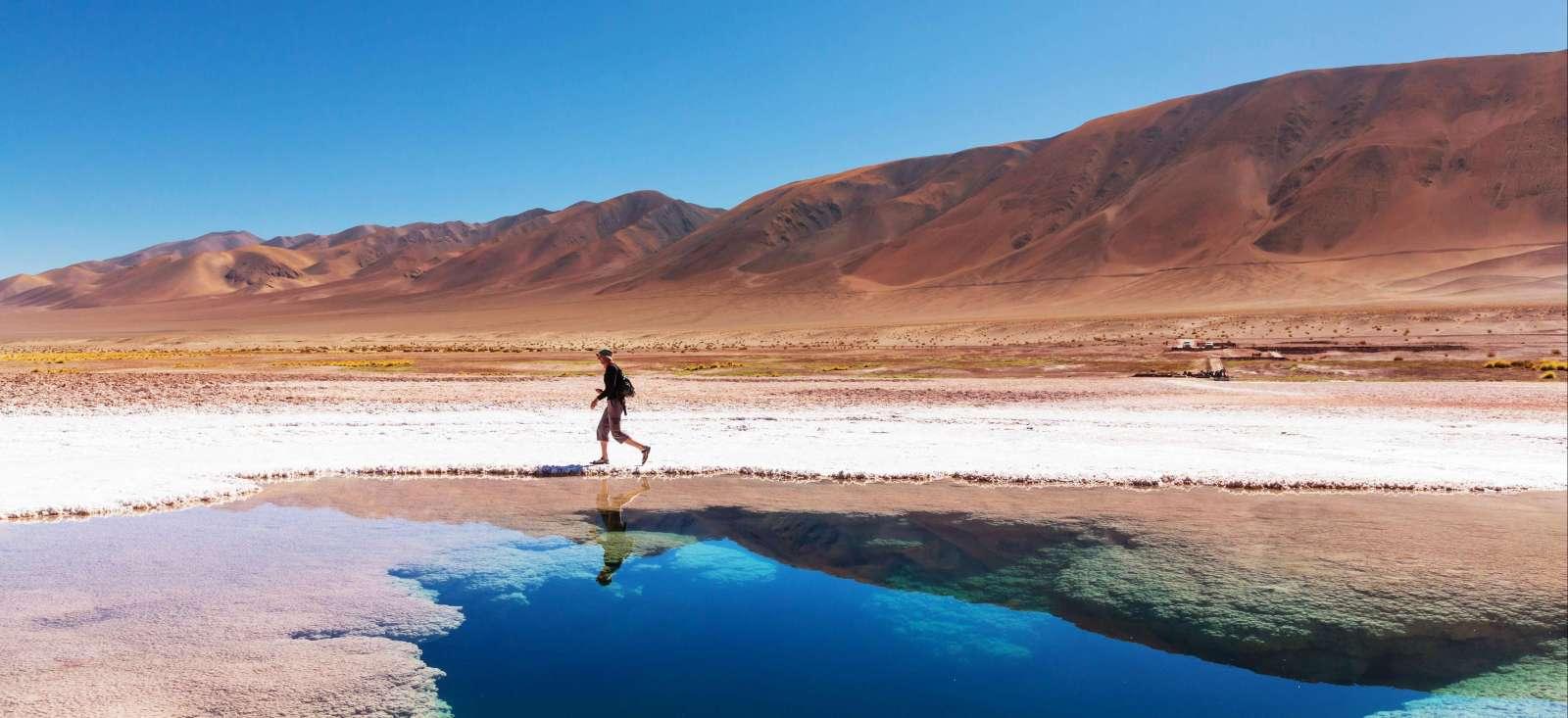 Voyage à pied : Andes sans frontières