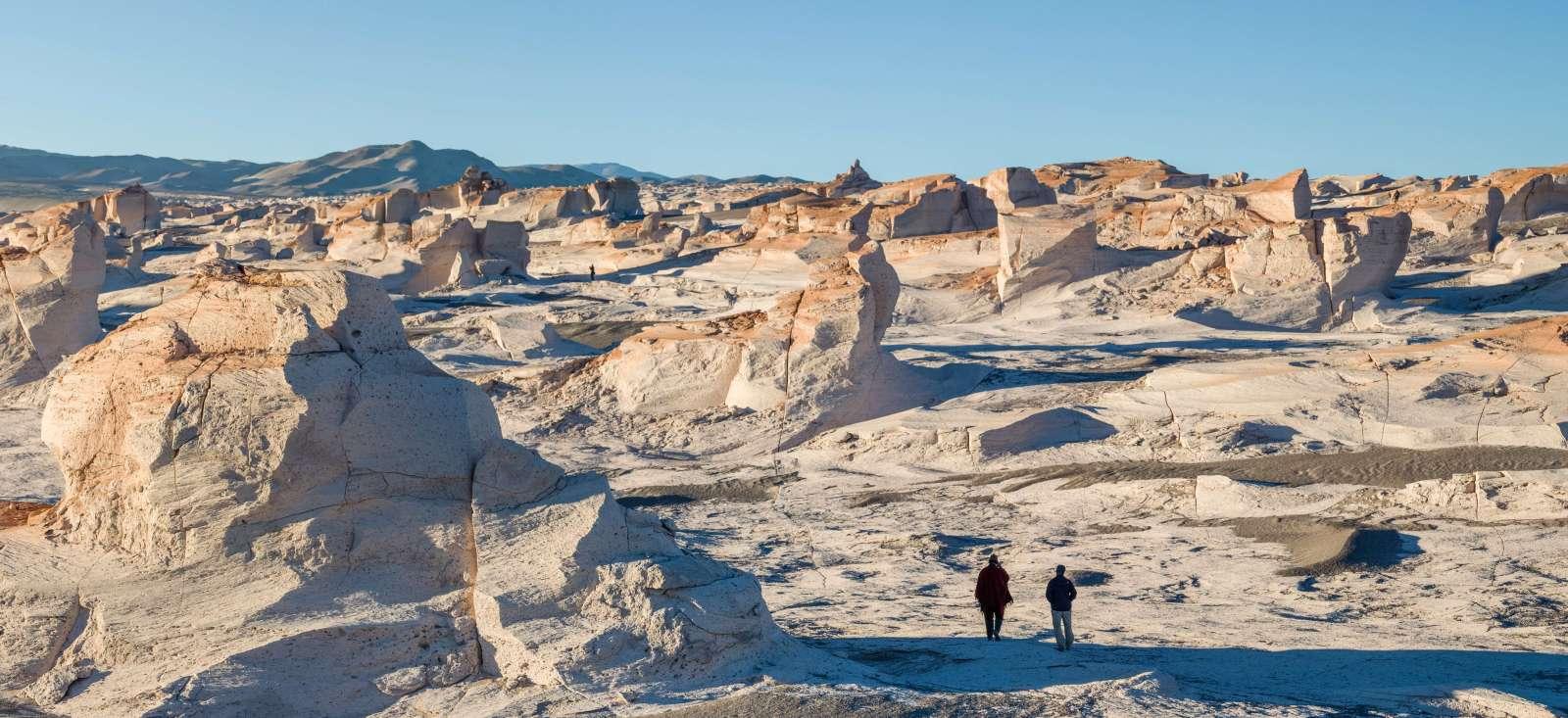 Voyage à pied : Insolite Argentine