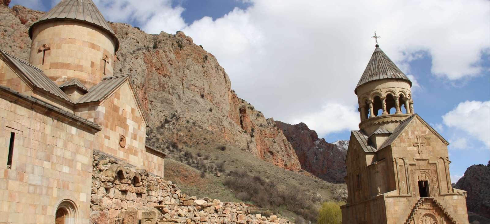 Voyage à pied : Secrets d\'Arménie