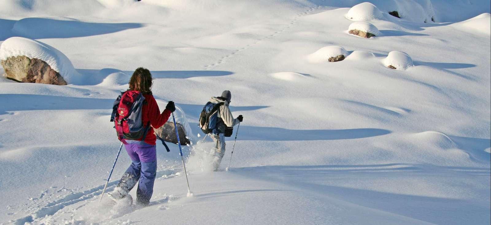 Voyage à la neige : L'Arménie à raquette, une première !