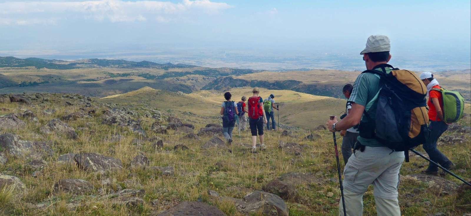 Voyage à pied : Petite Rando aux pieds de l\'Ararat