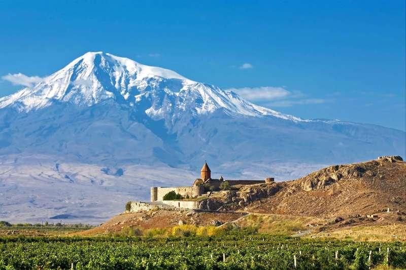 Voyage à pied : En Arménie, causons Caucase...