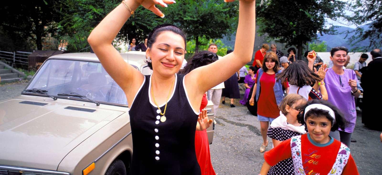 Voyage à pied : Splendeurs d\'Arménie en auto-tour