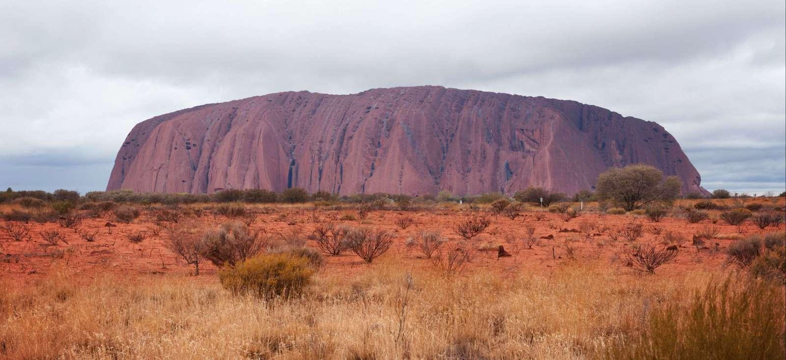 Voyage à pied Australie : L\'Australie, d\'Ayers Rock à Darwin !