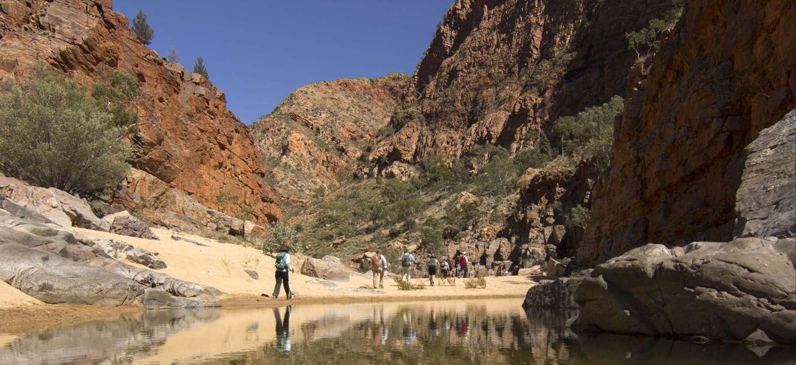 Voyage à pied :  L\'Australie, de Perth à Darwin