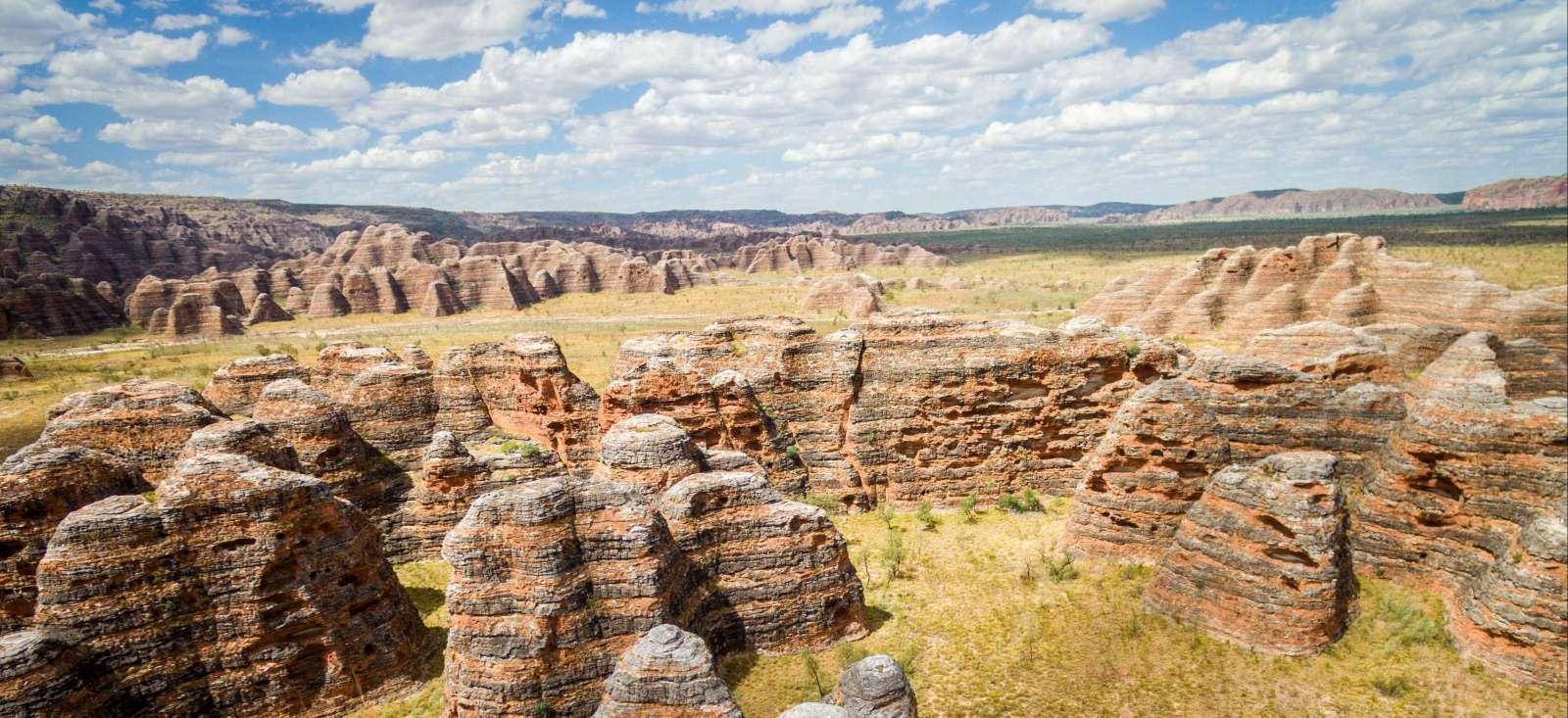 Voyage à pied : Wild Kimberley Overland !