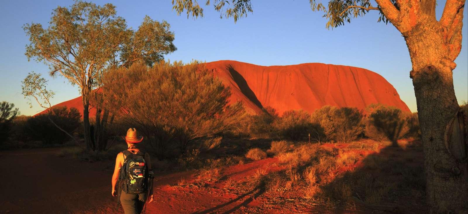 Voyage à pied : A la con qu\'te de l\'est Australien !