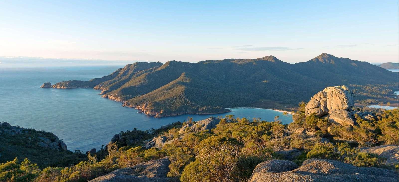 Voyage à pied : Tasmanie sauvage !