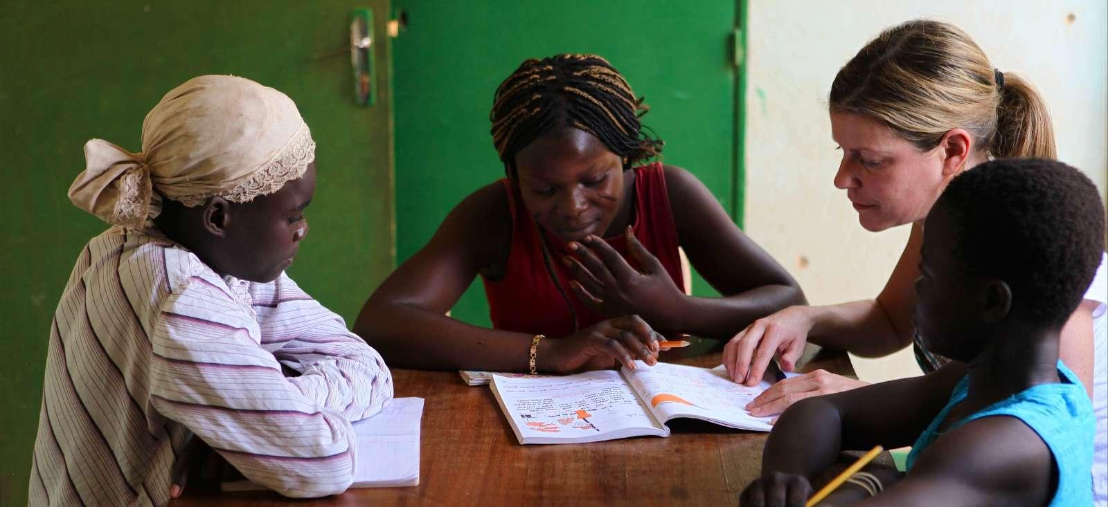 Voyage à pied Bénin : Voyage responsable et solidaire au Bénin