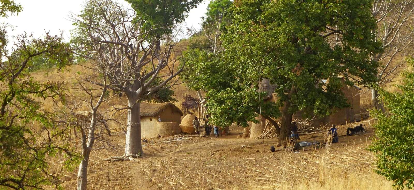 Voyage à pied Bénin : Trekking sur les pistes des Tatas