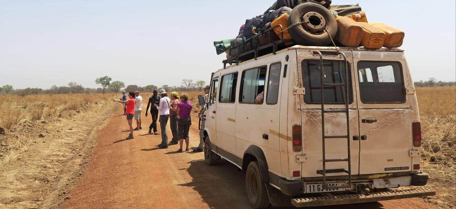 Voyage à pied Bénin : Les trois joyaux d\'Afrique de l\'ouest