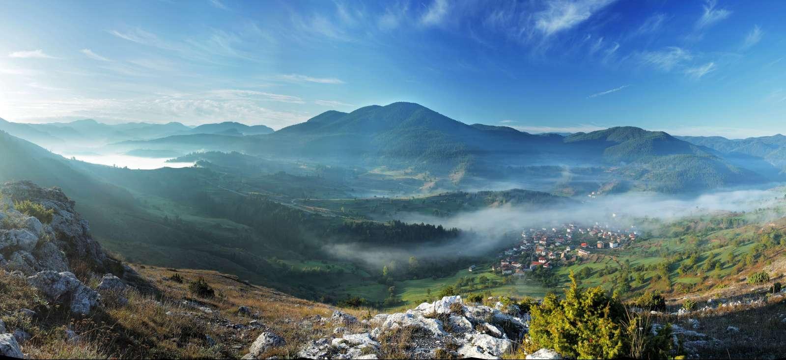 Voyage à pied : Culture et massifs Bulgares