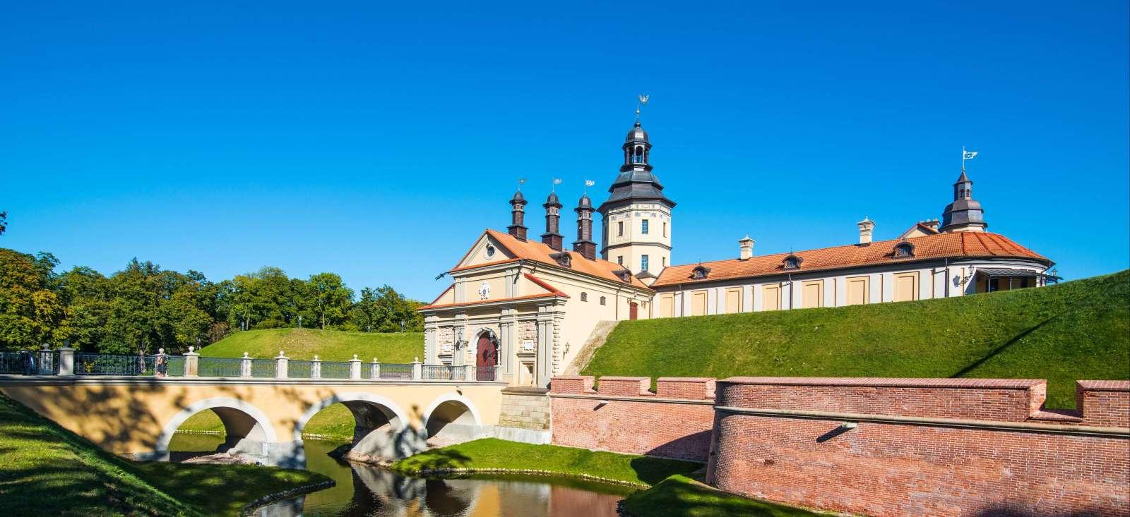Voyage à pied Biélorussie : Découverte de la Biélorussie