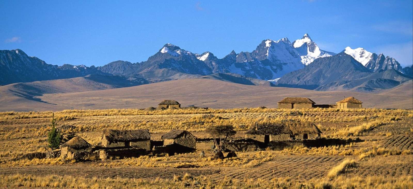 Voyage à pied : La Trans Andine