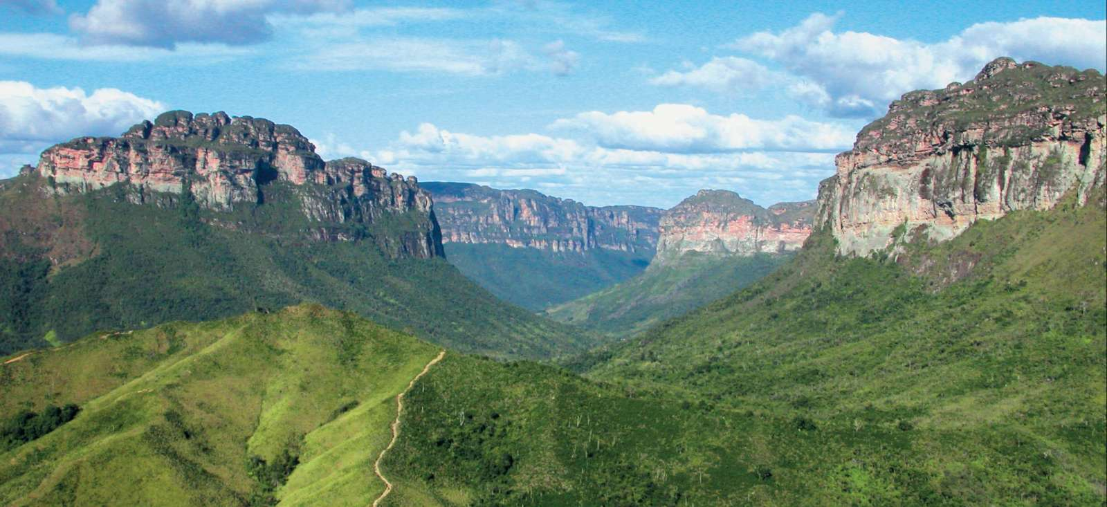 Voyage à pied : Le Nordeste : Que beleza !