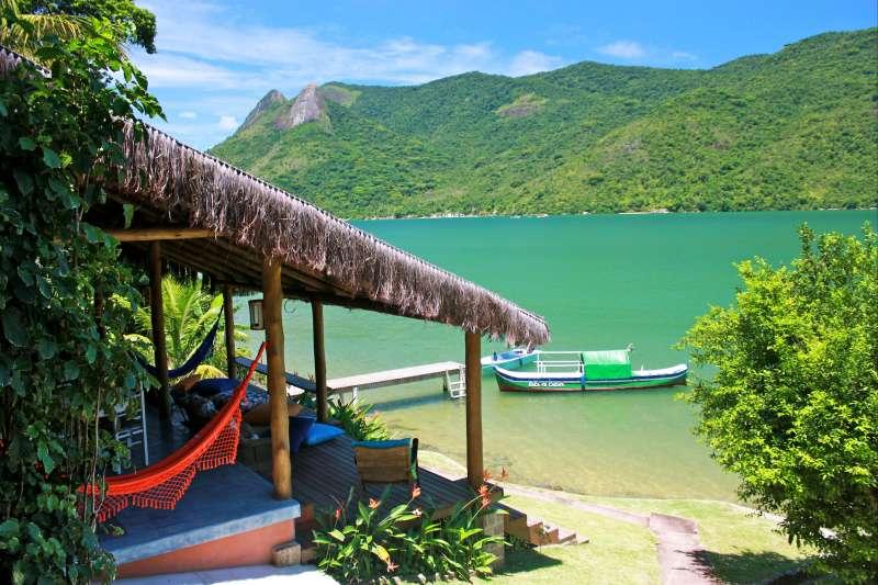 Voyage à pied : Trikini brésilien : Paraty, Rio & Iguaçu