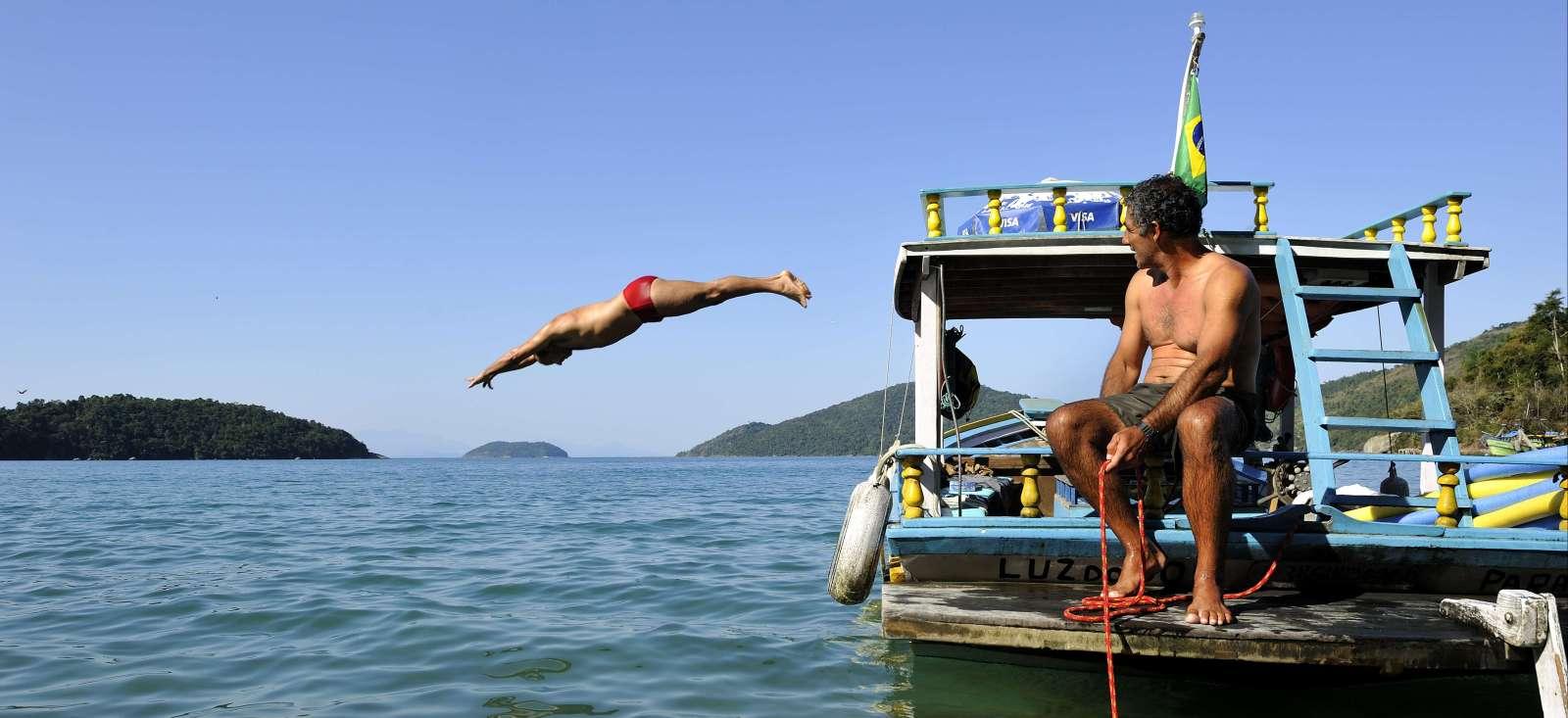Voyage à pied : Brésil, l\'atout nature