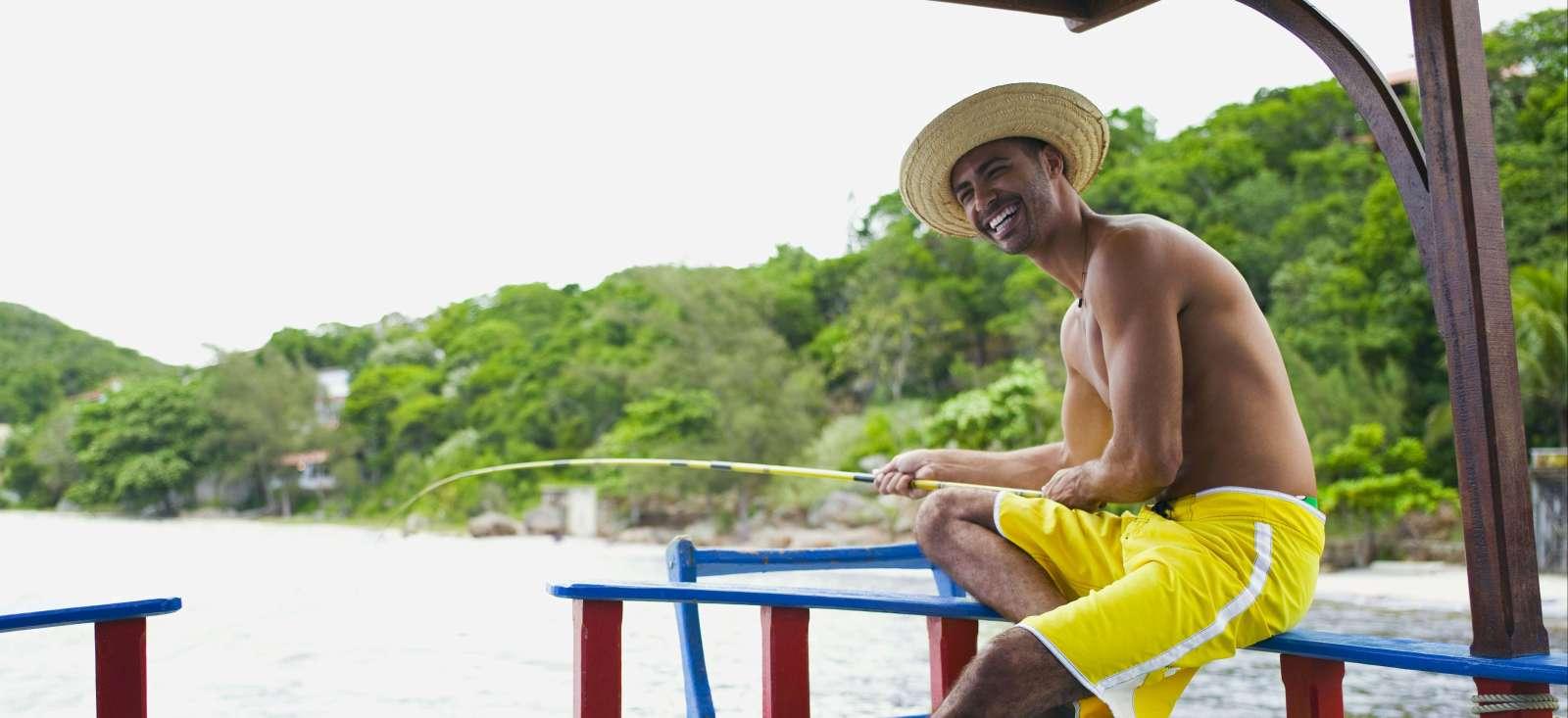 Voyage à pied : O Pais Tropical