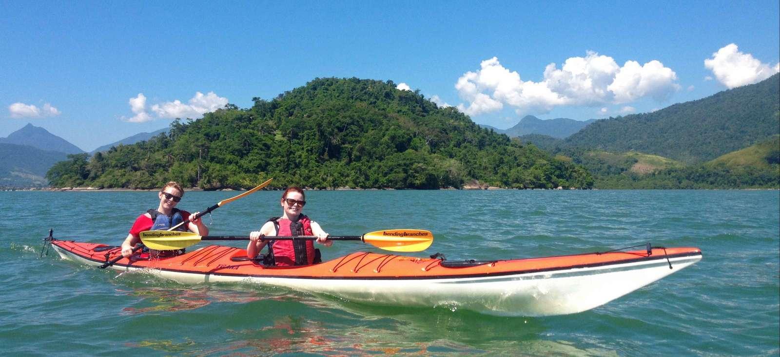 Voyage sur l'eau : C\'est Paraty pour l\'aventure !
