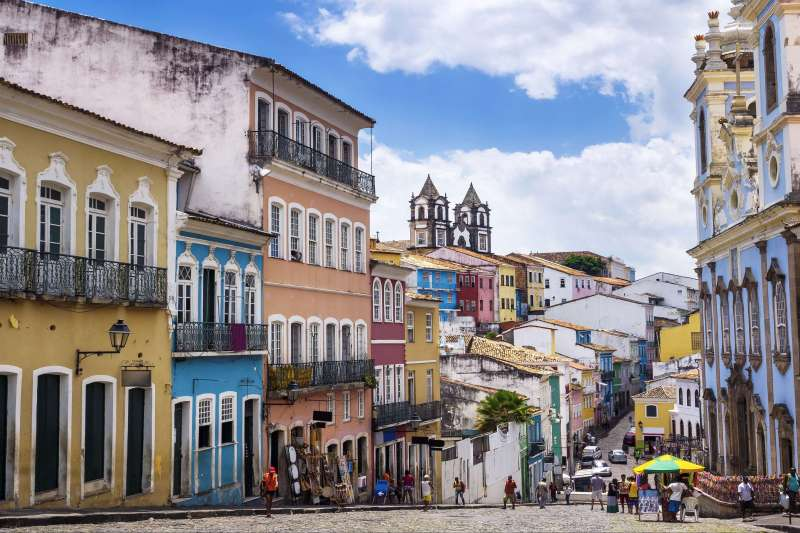 Voyage à pied : Roadtrip de Rio à Salvador de Bahia