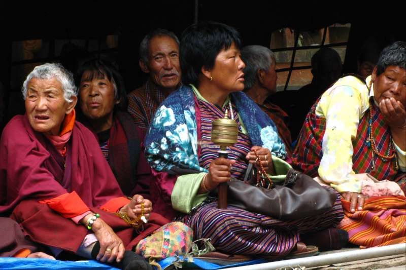 Voyage à pied : Les trésors cachés du Bhoutan