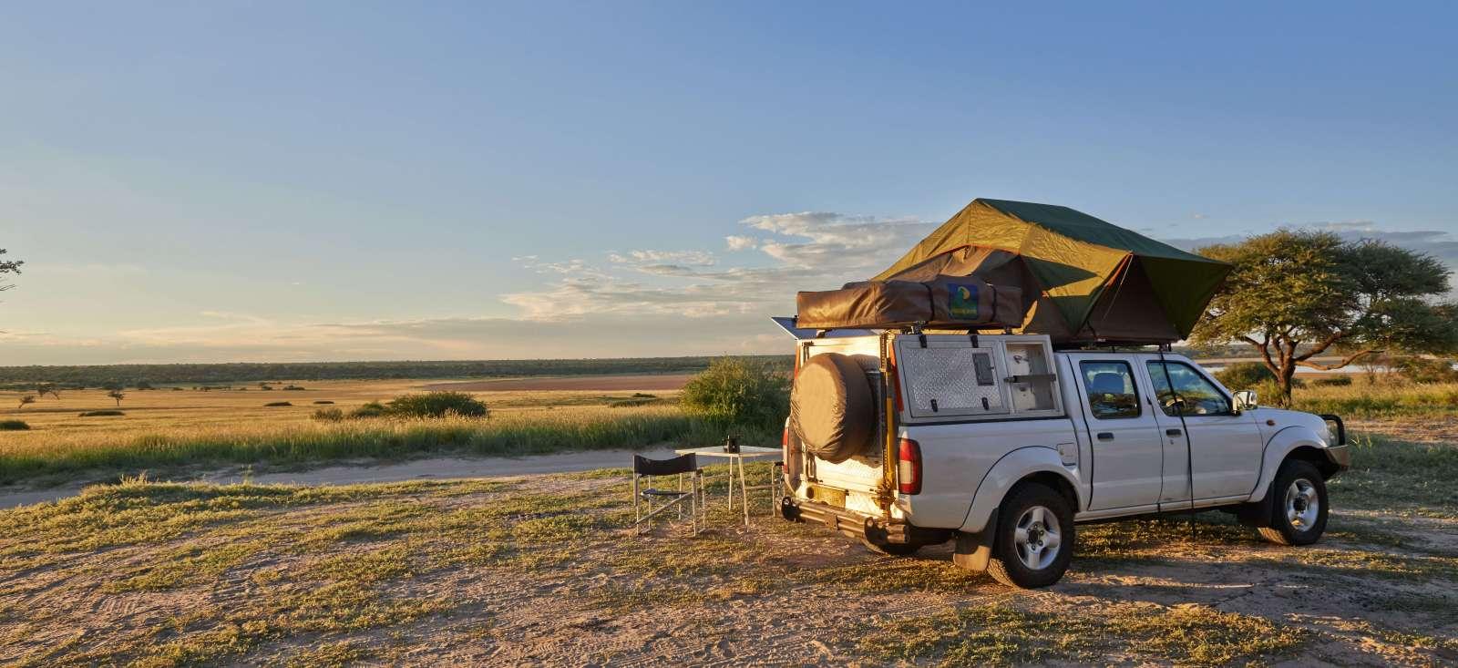 Voyage en véhicule : Le Botswana en mode explorateur