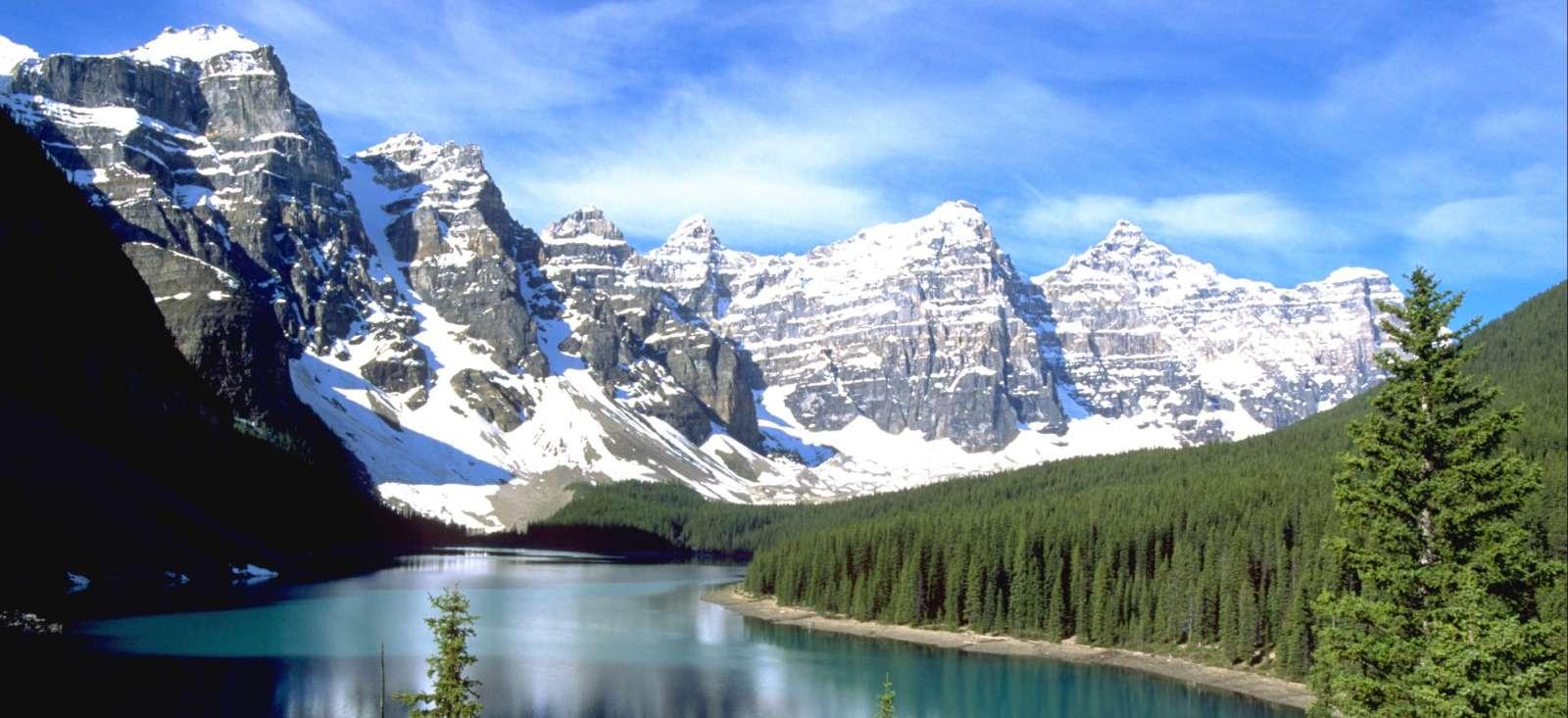 Voyage à pied : Ouest Canadien  : Du Pacifique aux Rocheuses