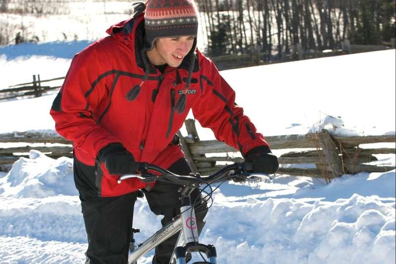 Image La magie de l'hiver à l'Auberge Eco-Nature