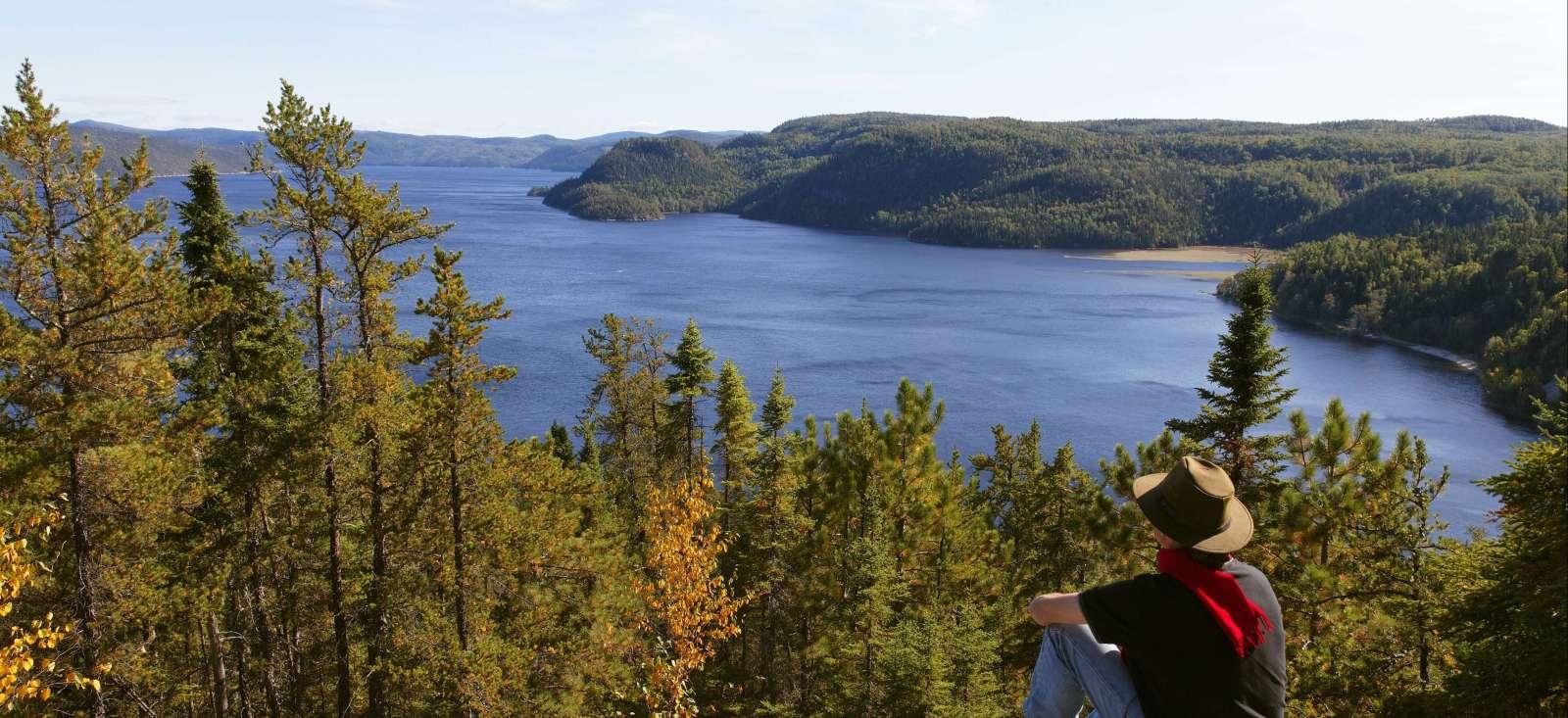 Voyage à pied : L\'Essentiel du Canada