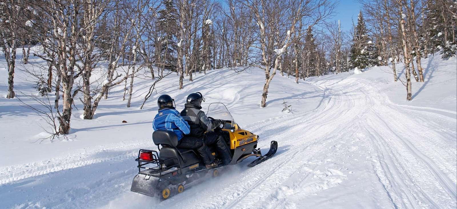 Voyage à la neige Canada : Attache ta tuque !