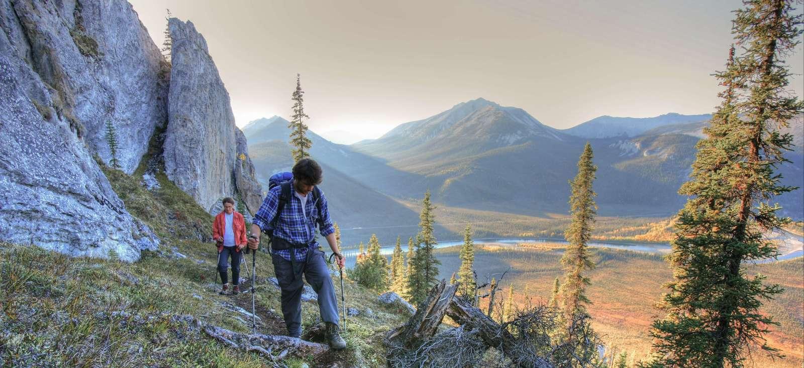 Voyage en véhicule Canada : Rendez-vous en Terre Lointaine: Le Yukon