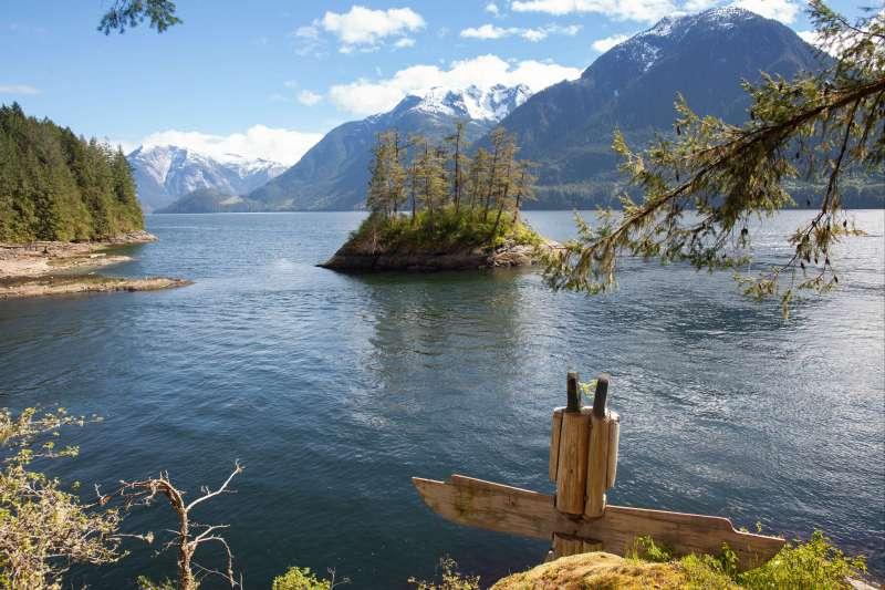 Voyage sur l'eau : Haida Gwaii