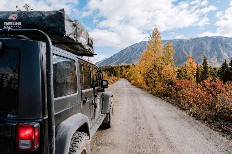 Voyage en véhicule : Rendez-vous en Terre Lointaine : Le Yukon
