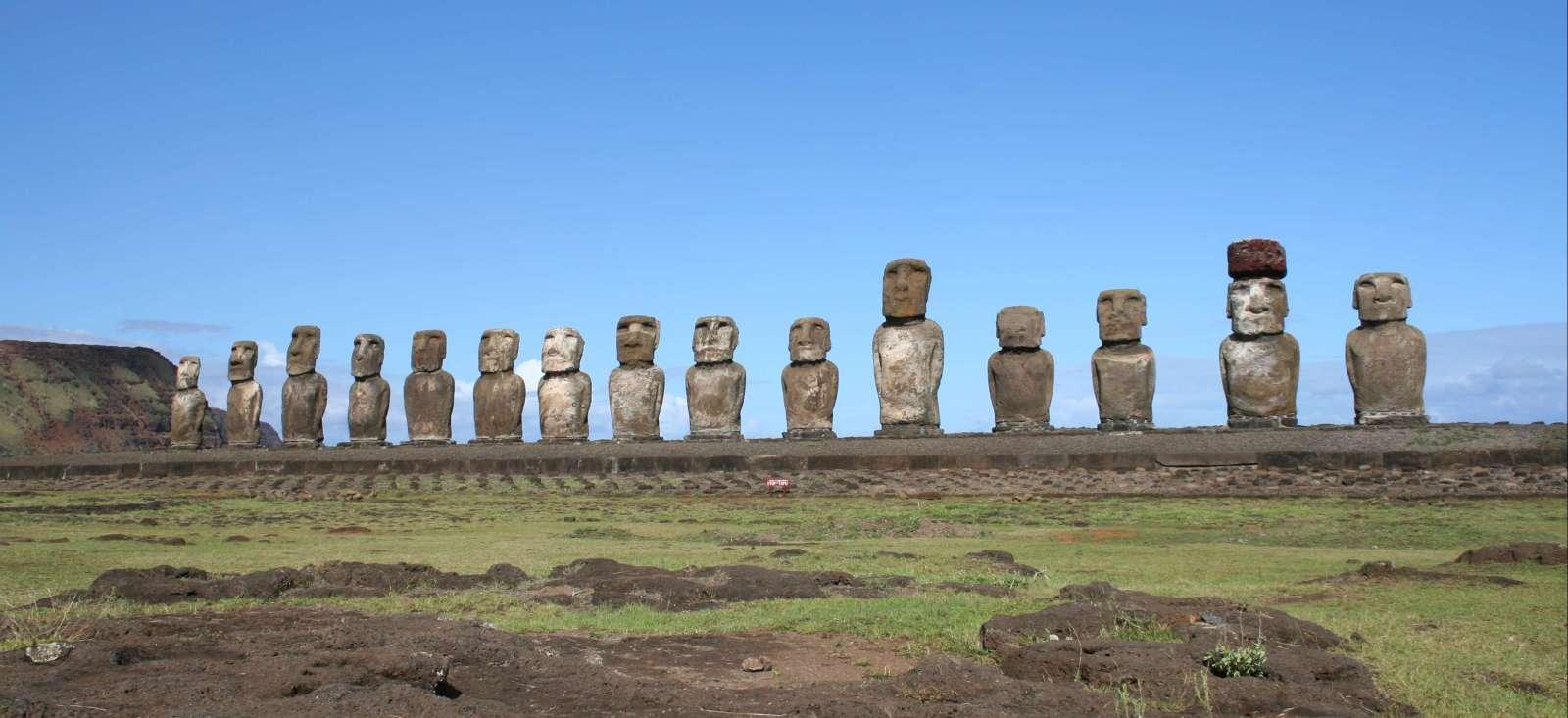 Voyage à pied Chili : Atacama & Ile de Paques