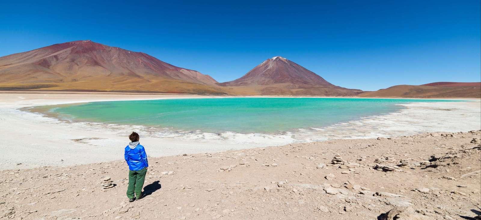 Voyage à pied : Désert d\'Atacama & Salar d\'Uyuni