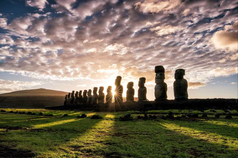 Voyage à pied : De la Patagonie à l\'île de Pâques !
