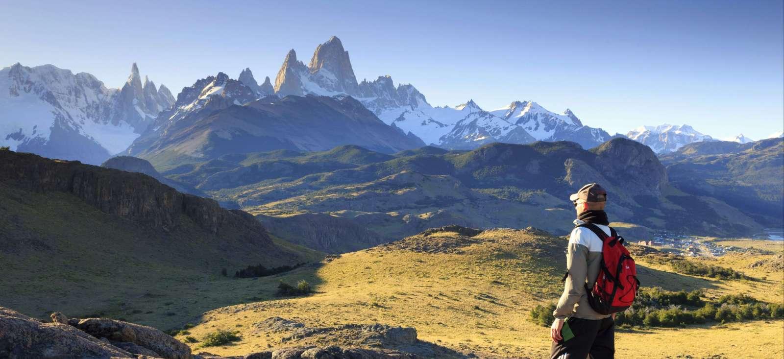 Voyage sur l'eau : Du Fitz Roy à Torres del Paine