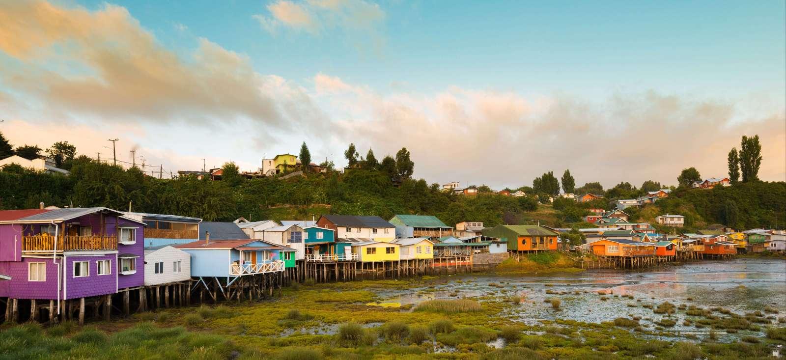 Voyage à pied : Le Chili Authentique avec l\'Ile de Chiloé