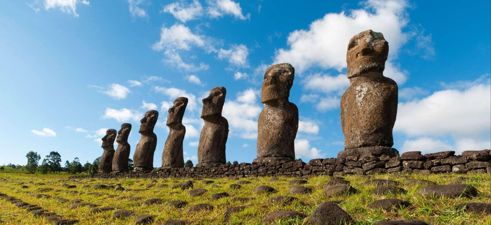 Voyage à pied : Le Chili et ses Terres Mythiques