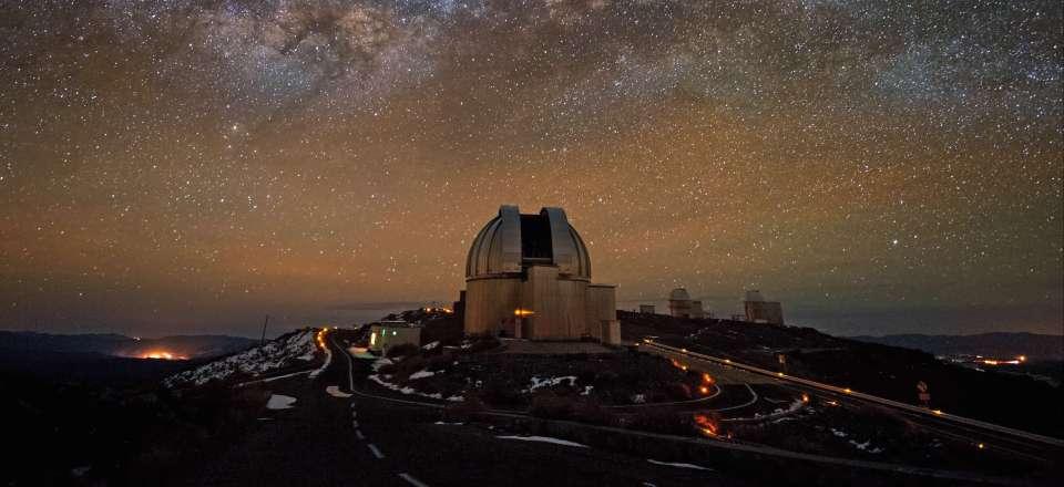 Observation Du Ciel Austral Et Visites Des Grands Observatoires DAtacama Avec L