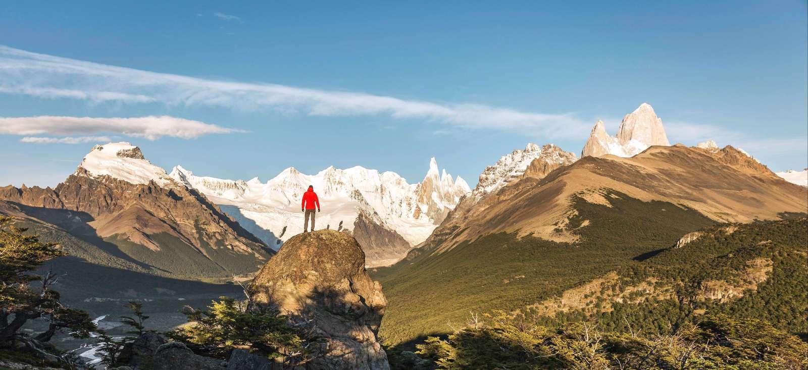 Voyage à pied : La Patagonie sans concession