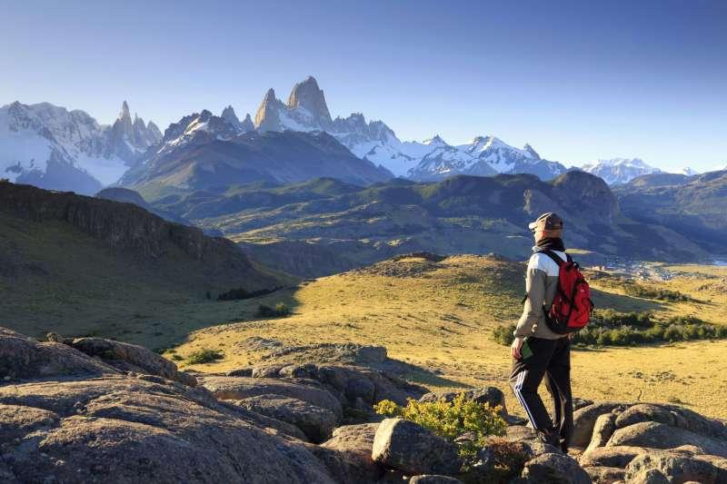 Voyage à pied : Du Fitz Roy à Torres del Paine