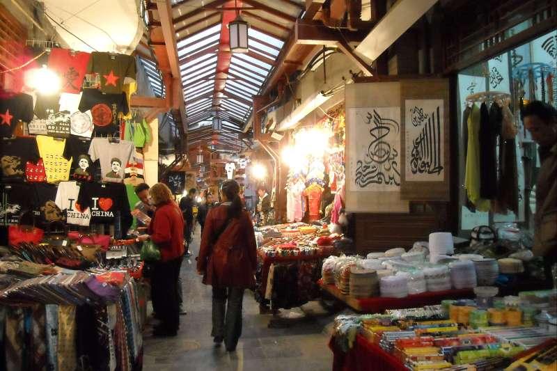 Voyage à pied : La Chine, une belle fin en soie...!
