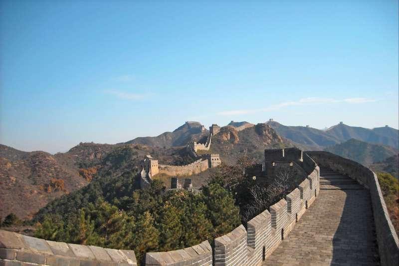 Voyage à pied : Chine : A la conquête de la Grande Muraille à pied