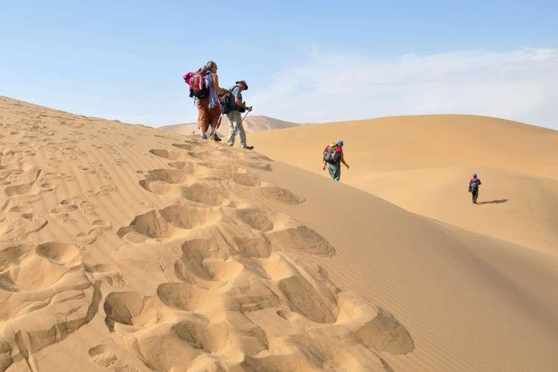 Voyage à pied : Tibet oriental et oasis du Badain Jaran